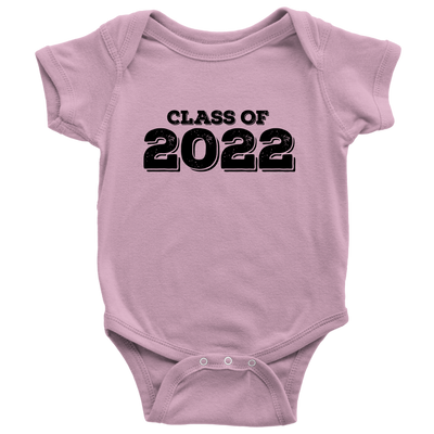 Class of 2022 Baby Onsie