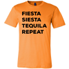 Fiesta Siesta Tequilla Repeat Cinco De Mayo Mexico T-Shirts