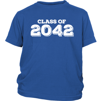 Class of 2042 Youth T-Shirt