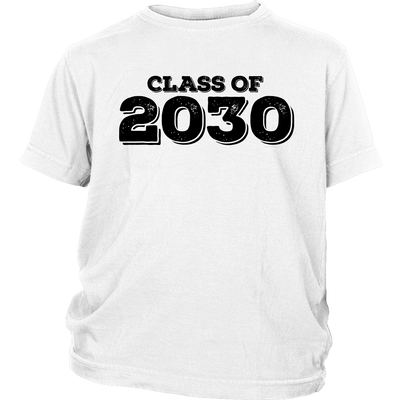 Class of 2030 Youth T-Shirt