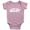 Class of 2047 Baby Onsie