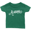 Alabama Script Infant T-Shirt