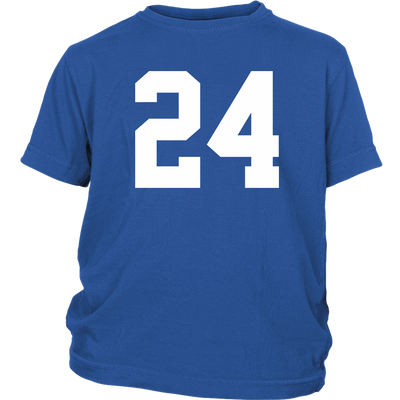 Team Jersey 24 Youth T-Shirt