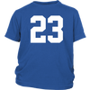 Team Jersey 23 Youth T-Shirt