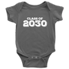 Class of 2030 Baby Onsie