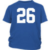Team Jersey 26 Youth T-Shirt