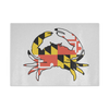 Maryland Flag Crab Cutting Board