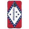 Arkansas State Flage Phone Cases