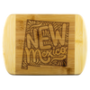 New Mexico Wood Cutting Board