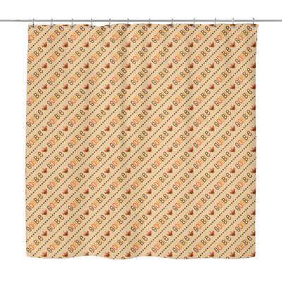 Thankgiving Shower Curtain