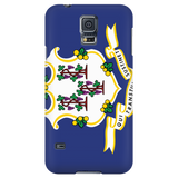 Connecticut State Flag Phone Case