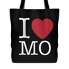 I Love Missouri Tote Bag