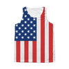 American Flag All Over Tank Top - 4th of July Tank Top