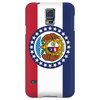 Missouri State Flag Phone Case
