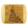 Idaho Wood Cutting Board