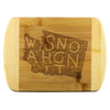 Washington Wood Cutting Board