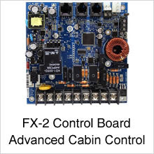 Micro-Air FX-2 Control Board for Advanced Marine Cabin Control