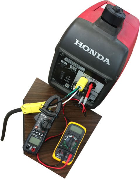 Generator Load Test Equipment Kit Example
