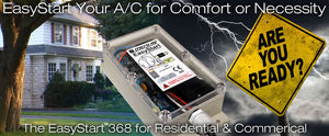 Micro-Air EasyStart 368 Soft Starter For Residential Central Air Conditioners