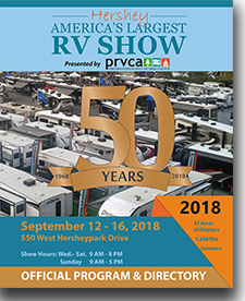 Micro-Air Hershey RV Show