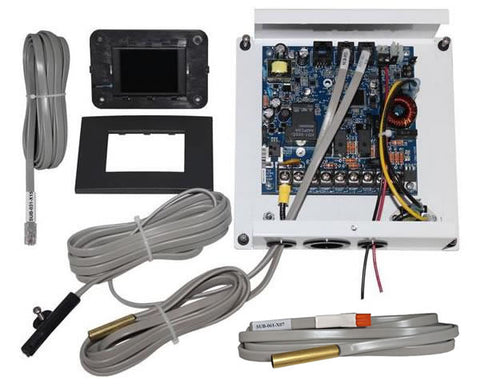 Micro-Air FX-2 Complete Control System - Kit includes all components needed for an upgrade
