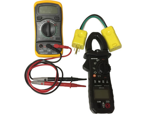 Generator Load Test Equipment Kit
