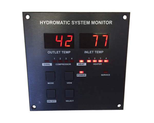 Hydromatic I Control Display