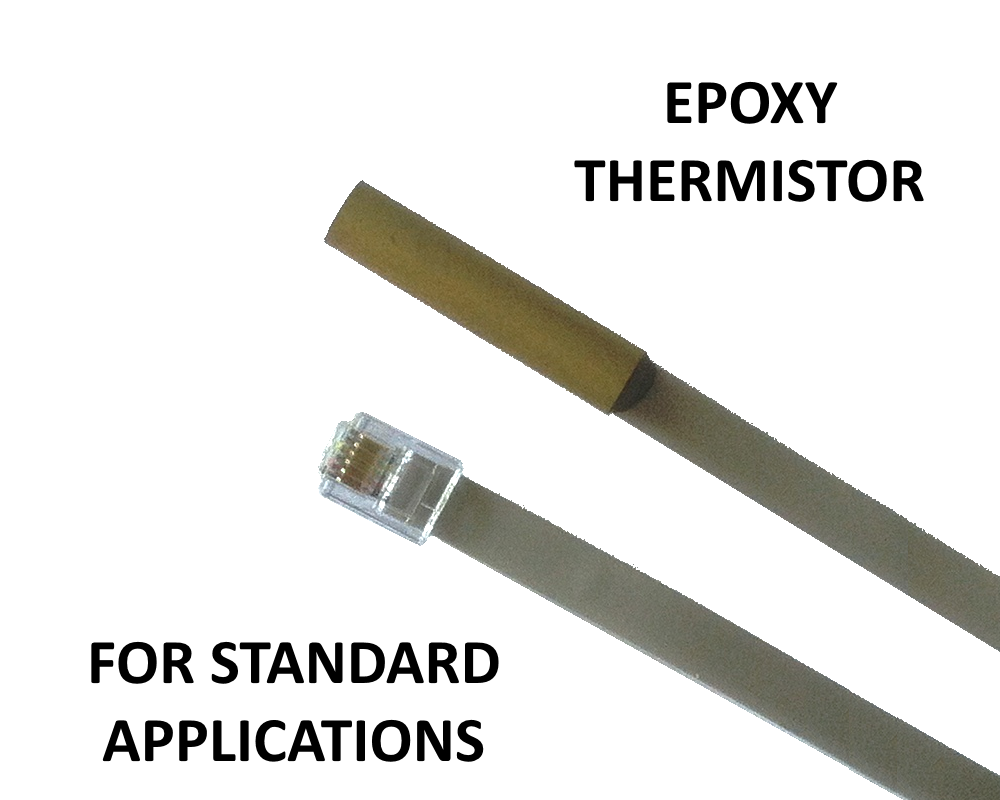 Sensor - Water/Air Temperature (Epoxy)