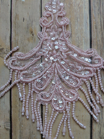 Pink Applique