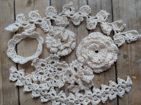 Crochet bundle