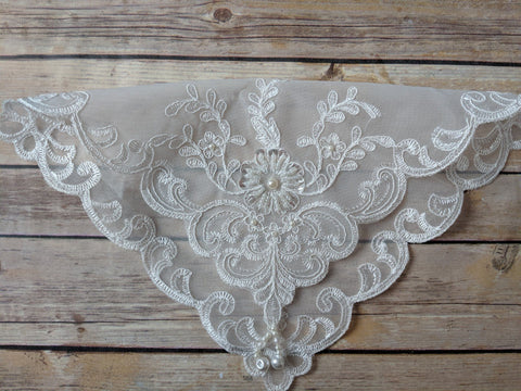 Embroidery sequin Lace
