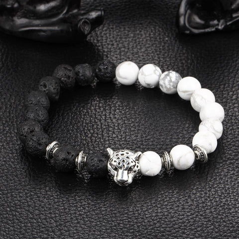 Black & White Leopard Charm - FREE for a limited time