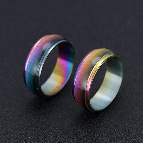Titanium Colour Ring - FREE for a limited time
