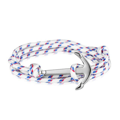 Anchor Bracelet White Spec - FREE for a limited time