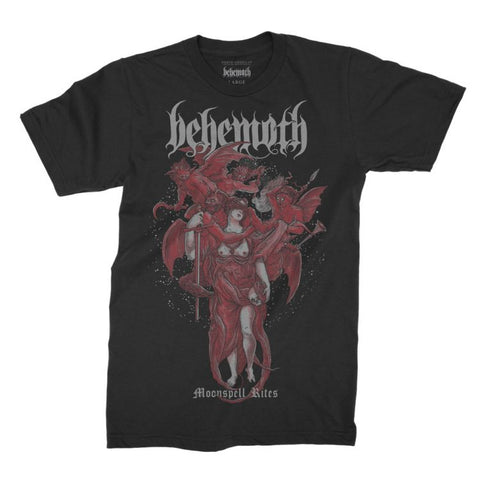 Behemoth - Moonspell Rites T-Shirt