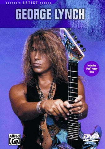George Lynch - Dokken - Lynch Mob - Alfred's Artist Series - DVD