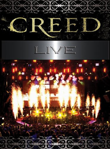 Creed - Live (DVD Or Blu-ray Disc)