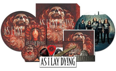 As I Lay Dying - The Powerless Rise [Deluxe] [With Book] *Box Set* CD/Vinyl/DVD/Merch