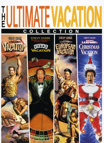 Ultimate Lampoon Vacation Collection - Gift Set, Box Set - (Widescreen) - DVD