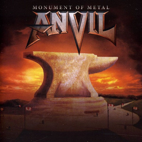 Anvil - Monument Of Metal: The Very Best Of - [UK Import] - CD