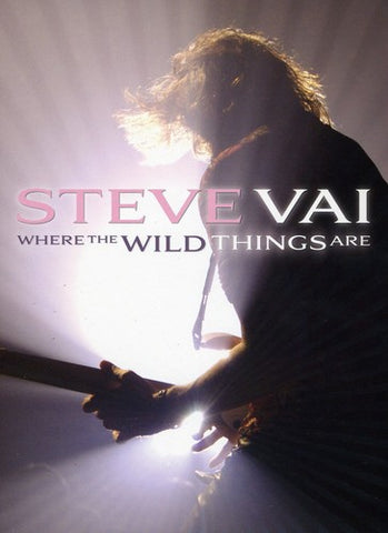 Steve Vai - Where The Wild Things Are - DVD