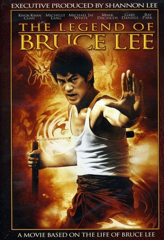 Bruce Lee - The Legend Of Bruce Lee - DVD