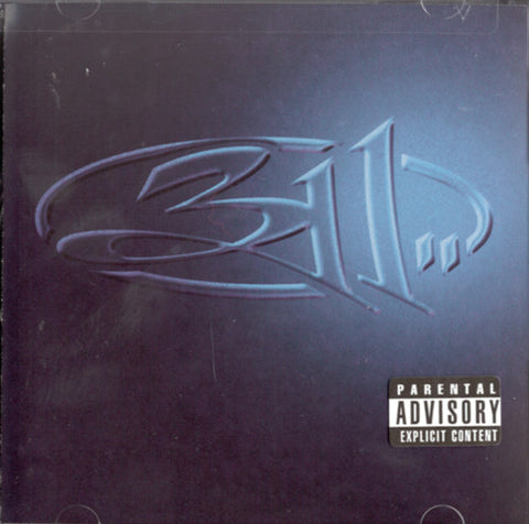 311 - 311 - The Blue Album 2001 Re-issue-2014 LP (CD Or Vinyl LP Album)