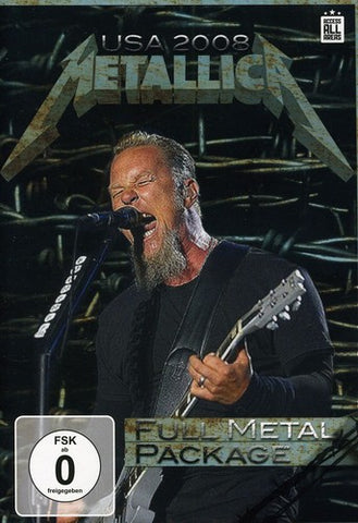 Metallica - Full Metal Package *NTSC* [UK Import] - DVD