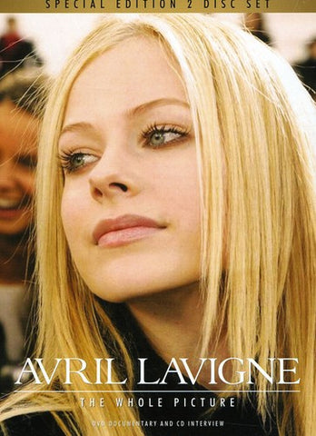 Avril Lavigne - The Whole Picture - DVD
