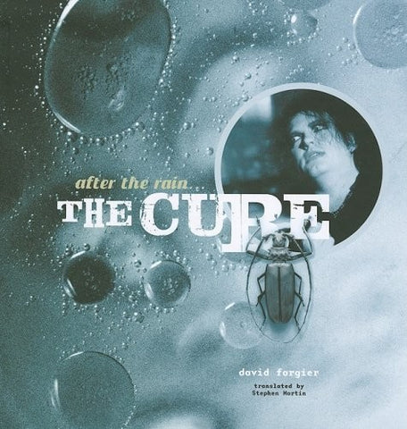 The Cure -  After the Pain - Book