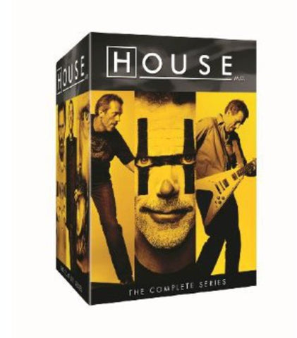 House - The Complete Series - Box Set - DVD