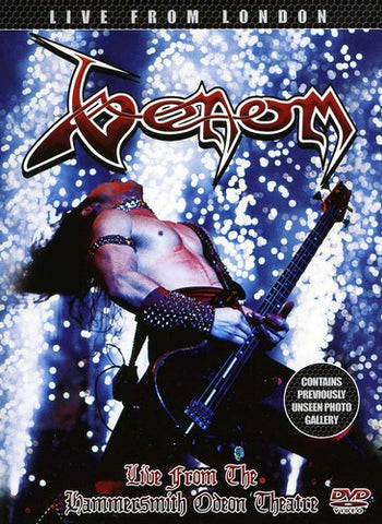 Venom - Live From London - DVD