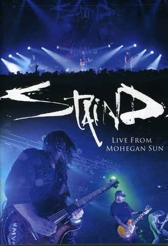 Staind - Live From Mohegan Sun (DVD Or Blu-ray Disc)