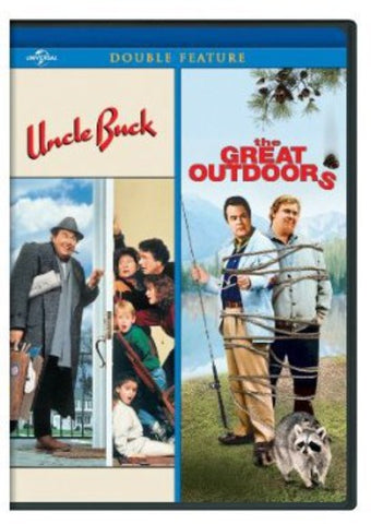 The Great Outdoors / Uncle Buck - John Candy Double Feature (WS, Snap Case) - DVD